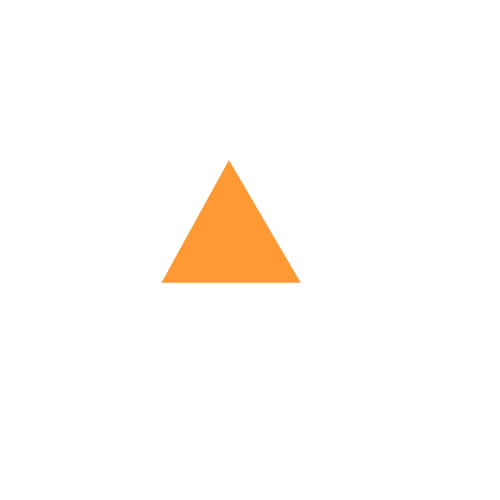 """1 1/2"""" Equilateral Triangles"""