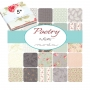 Charm Pack - Poetry